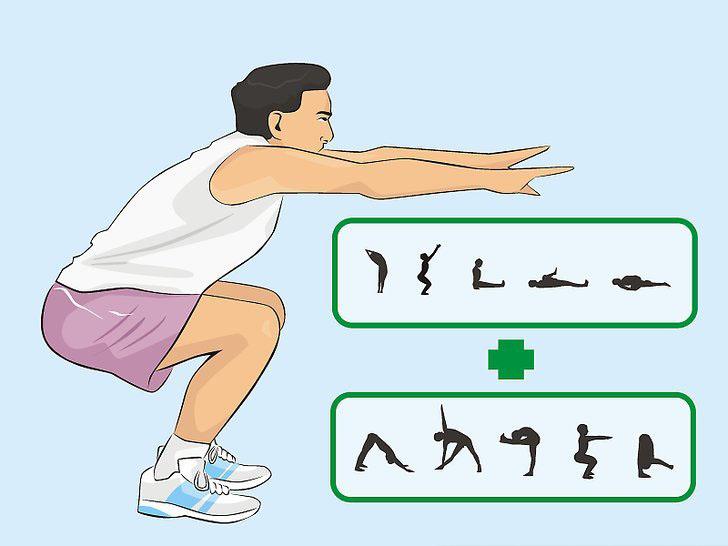 Комплекс упражнений Кегеля для мужчин