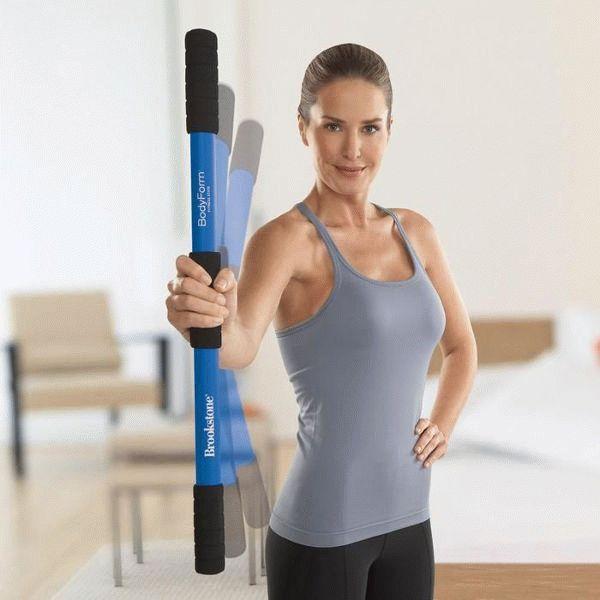 Основные правила тренировок с бодибаром