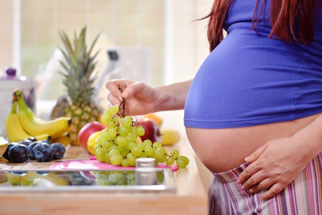 Питание для беременной чтобы похудеть