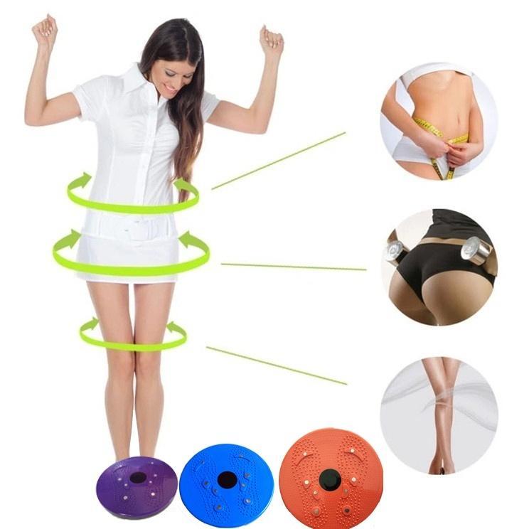 Диск здоровья: упражнения для похудения