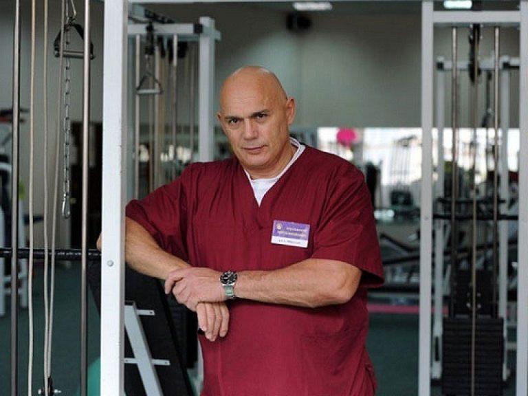 2 простых упражнения от гипертонии от доктора Бубновского