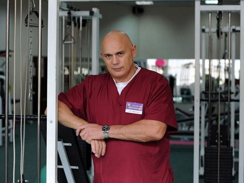 Доктор Бубновский: упражнения для похудения живота