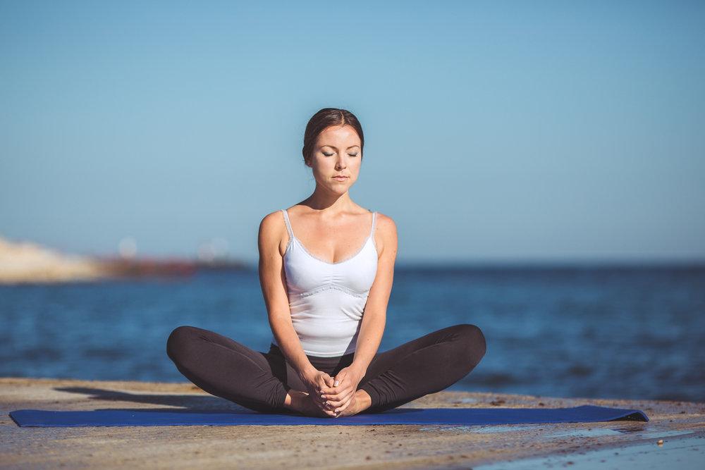 Дыхательные упражнения для похудения