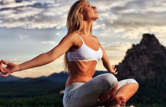 Лучшие дыхательные упражнения для похудения