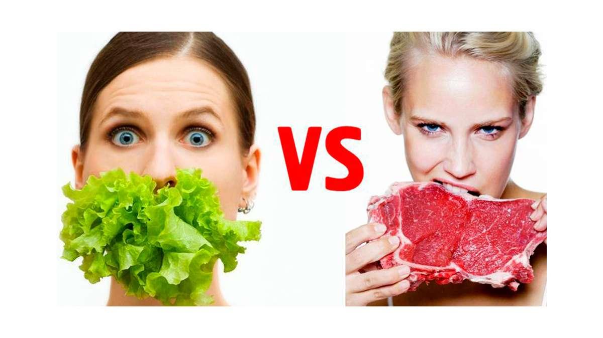 Преимущества отказа от мяса