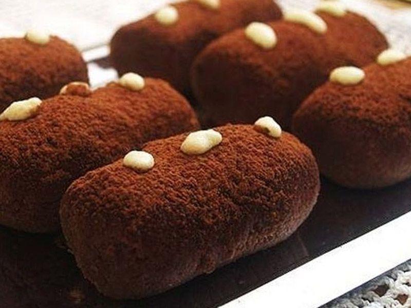 Диетическое пирожное «Картошка»