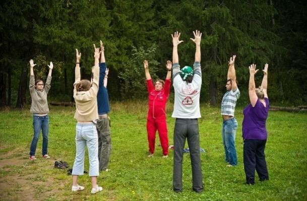 Гимнастика «Белояр»: упражнения