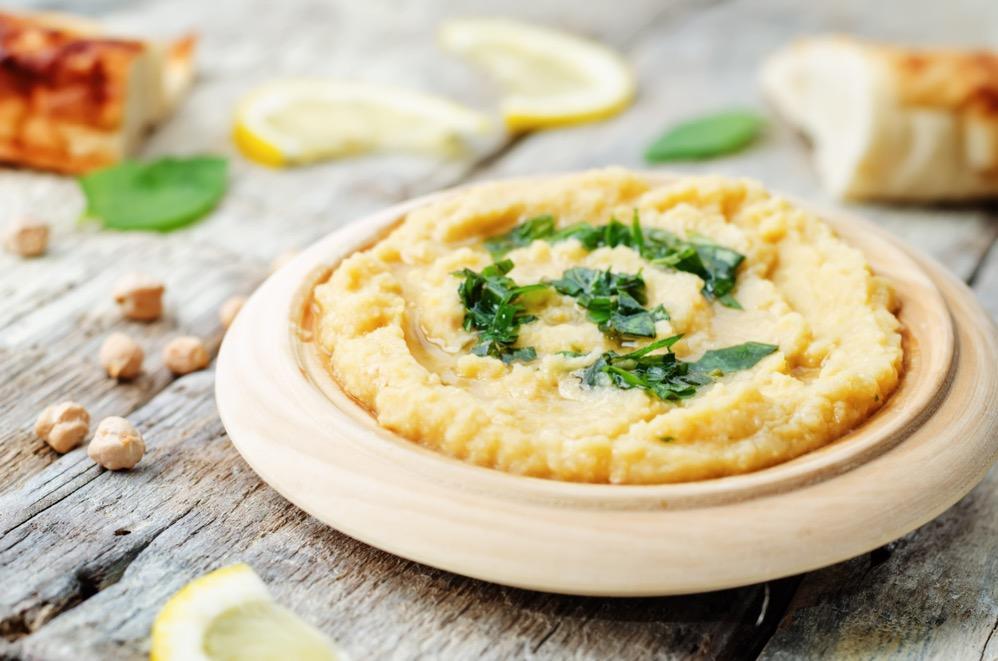 Humus - Вегетарианские рецепты приготовления нута