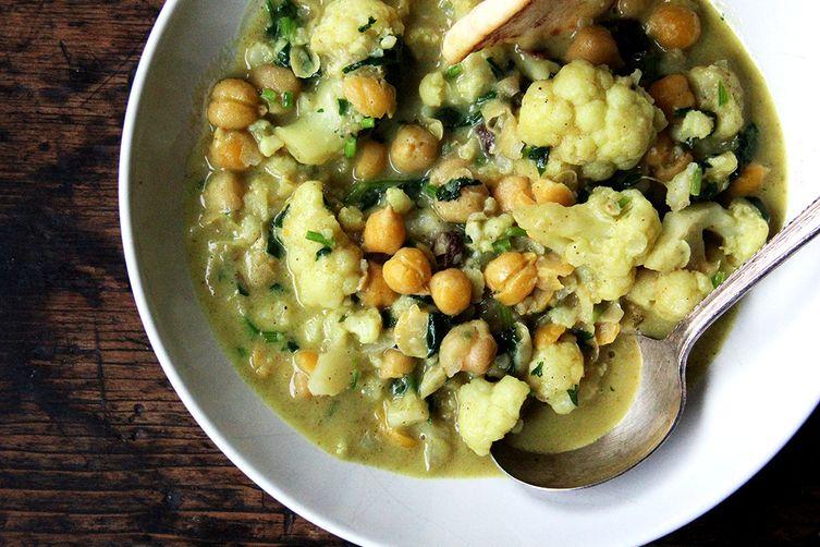 Nut s kapustoj - Вегетарианские рецепты приготовления нута