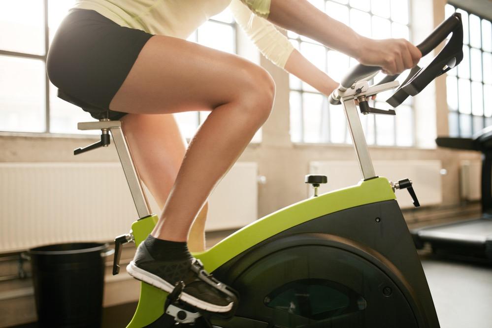В Похудении Велотренажер. Самые эффективные занятия на велотренажере для похудения, программа тренировок