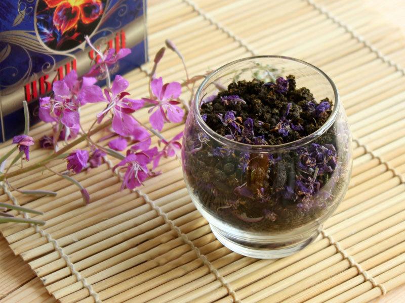 Как приготовить высушенный в домашних условиях иван-чай