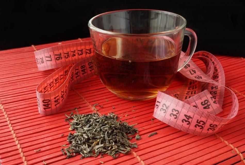 Чай для похудения: готовим дома по рецептам