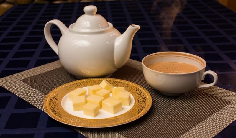 Что такое калмыцкий чай?