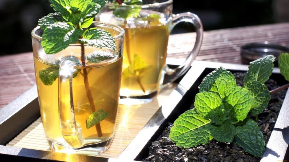 Правильное заваривание мятного чая