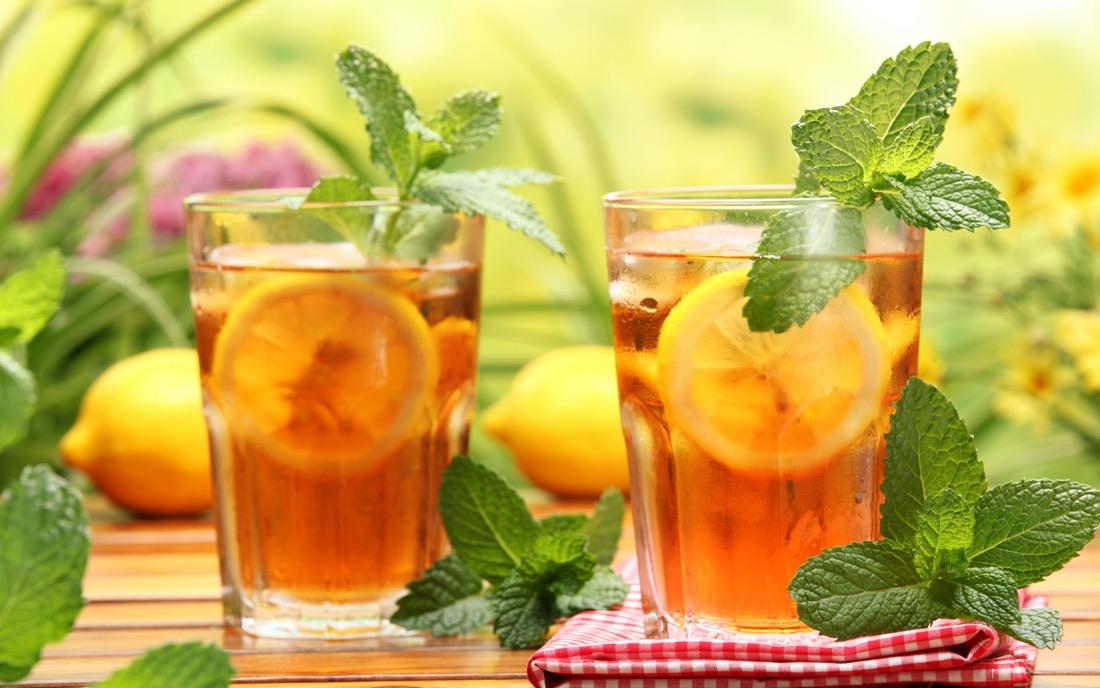 Что такое холодный чай?