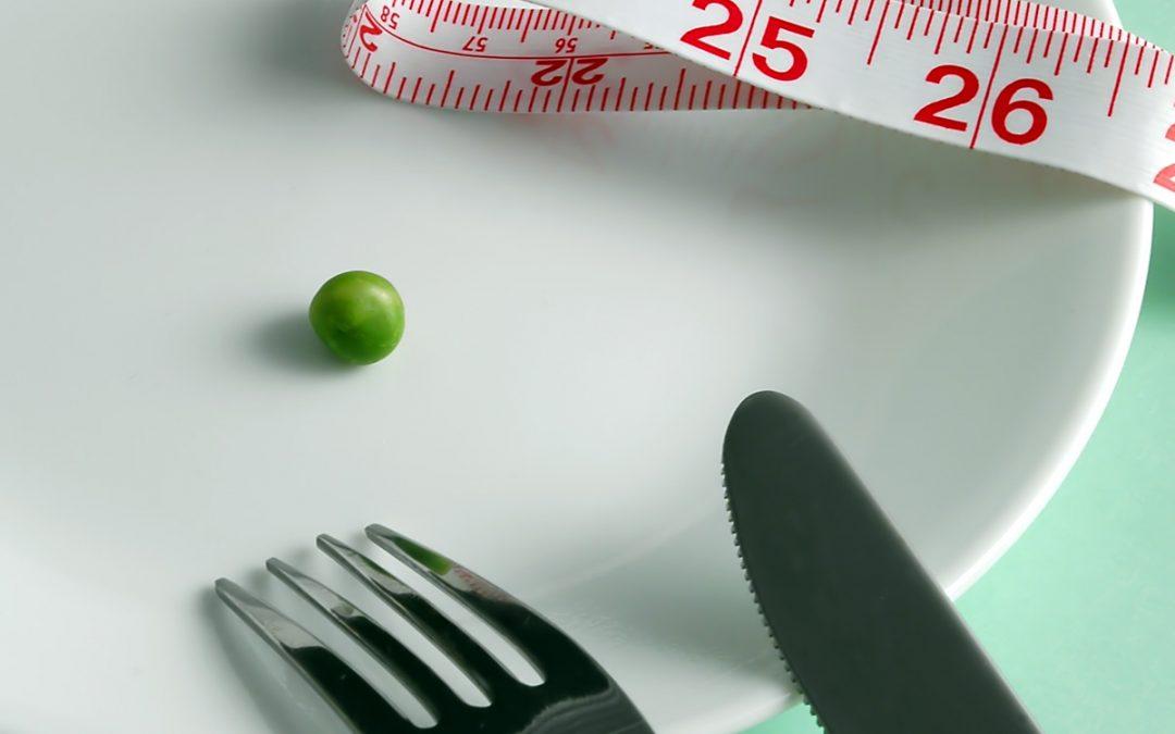 Низкокалорийная диета и ее последствия