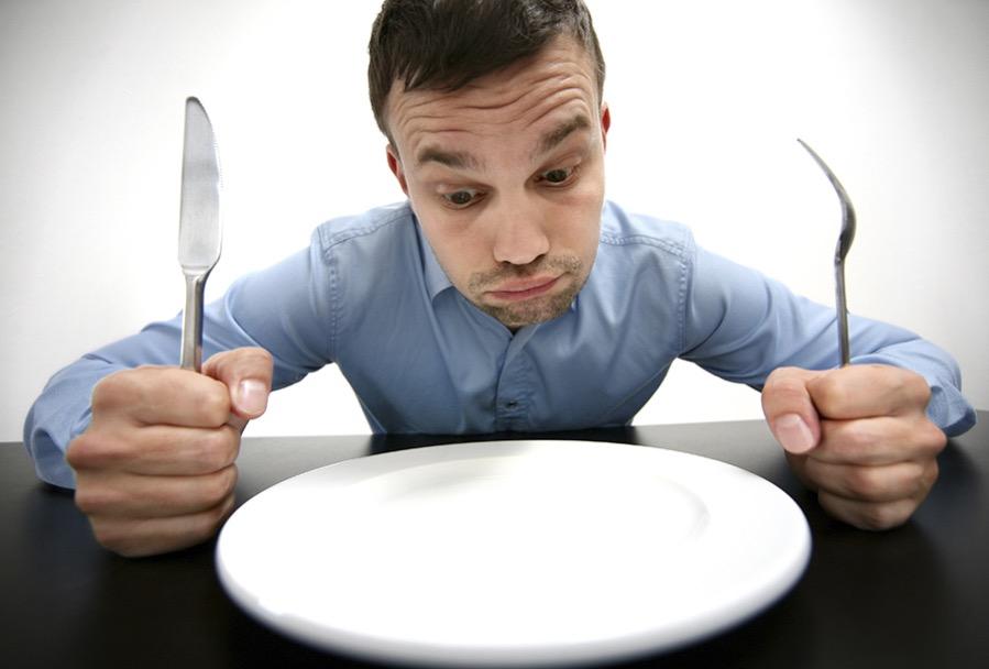 Голодание 40 дней