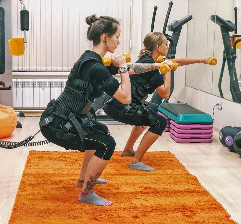 Из чего состоит тренировка?