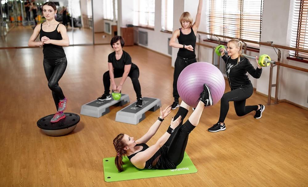 Эффект похудения тренажерный зал