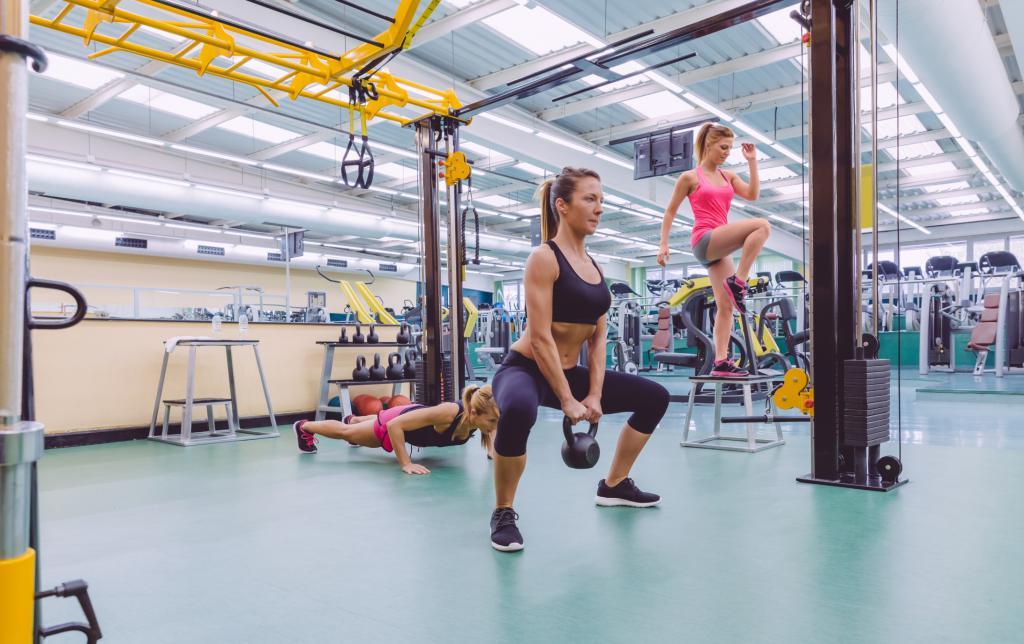Виды круговых тренировок
