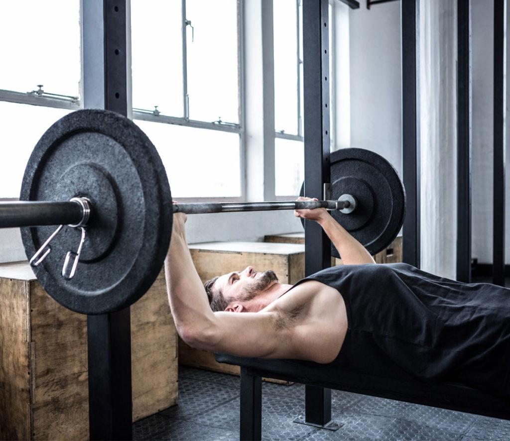 Принципы эффективного тренинга на массу