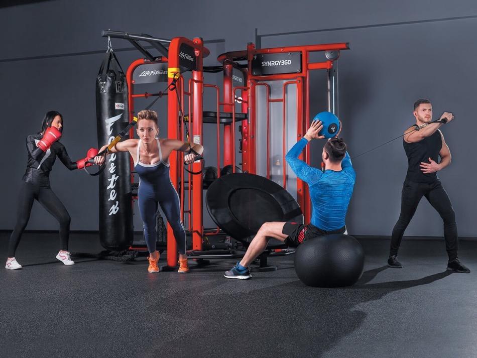 Виды функциональных тренировок