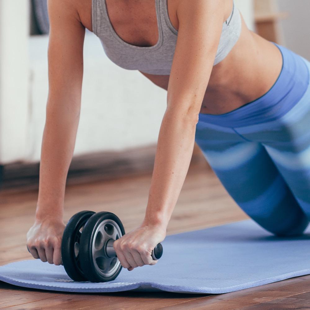 Базовые упражнения в тренинге