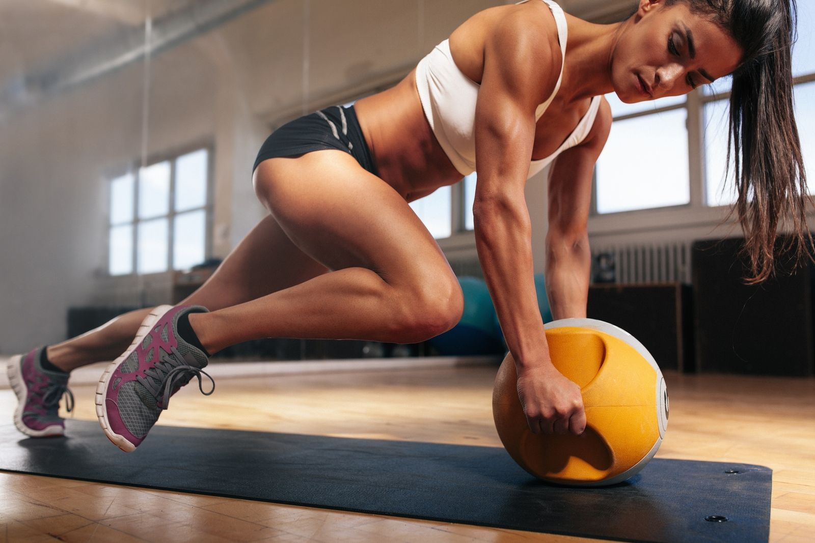 Тренировка ABS