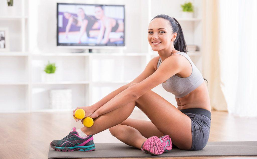 Если делать зарядку можно ли похудеть