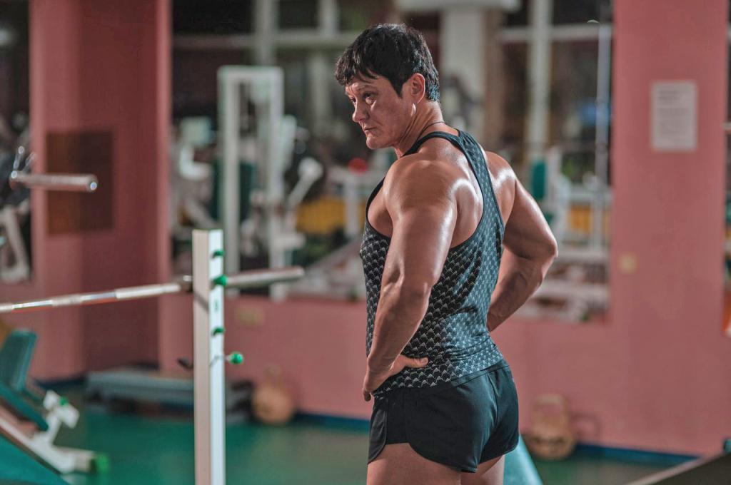 Тренировки от Анны Куркуриной
