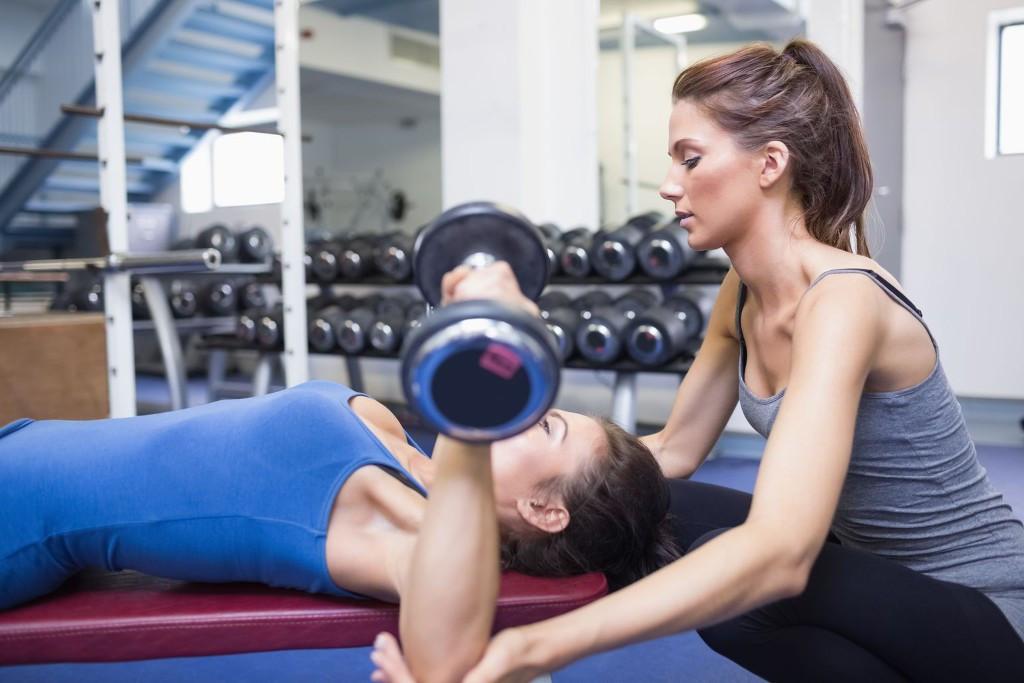 Кому показаны персональные тренировки?