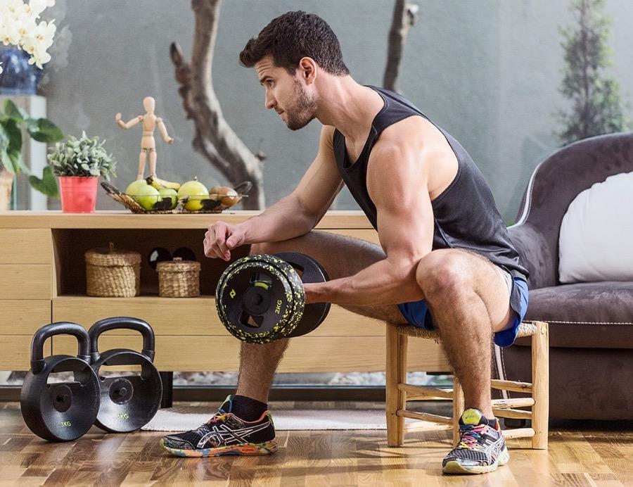 Силовые тренировки в домашних условиях