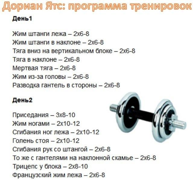 Способы и методы выполнения силовых упражнений