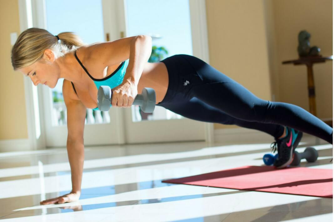 Упражнения для силовых тренировок дома