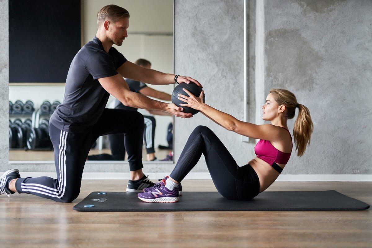 В чем преимущества персональных тренировок