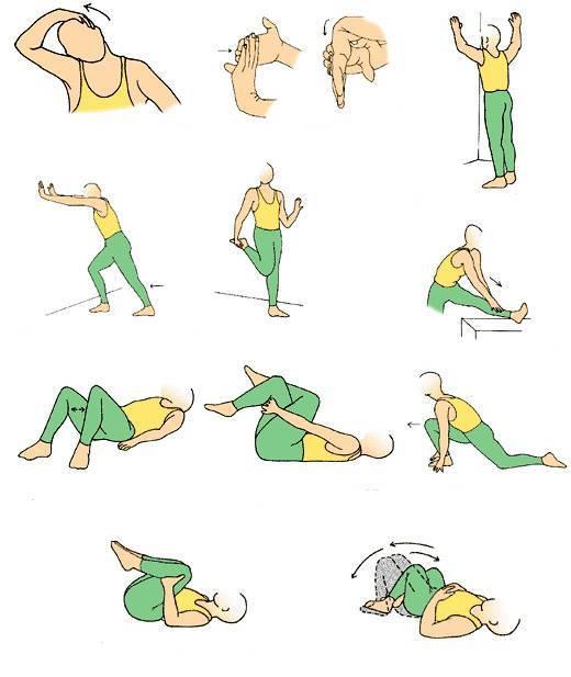 Правила эффективного стретчинга