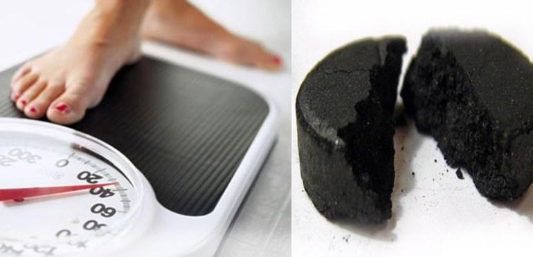 Применение активированного угля для похудения