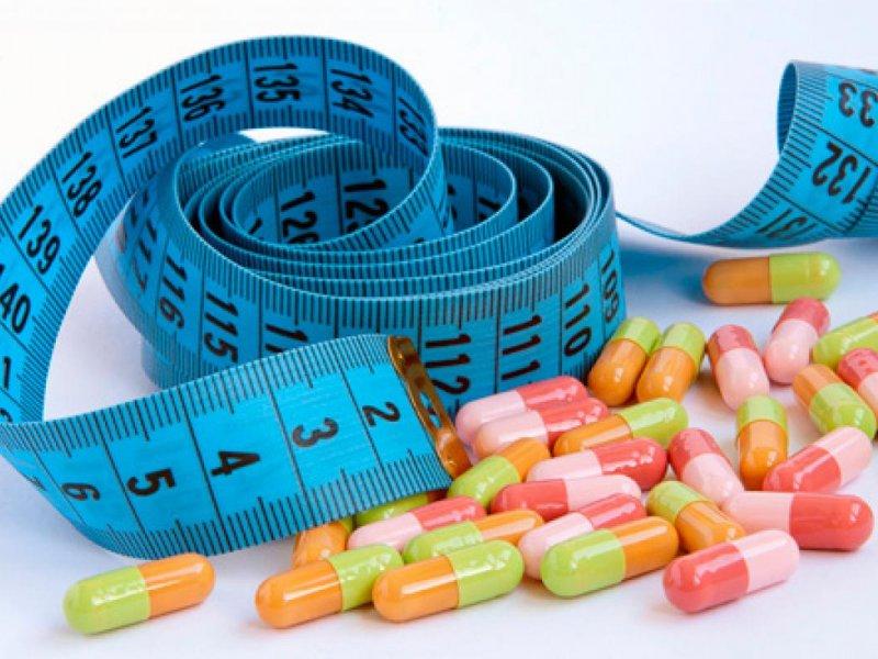 Похудеть Эффективные Таблетки.