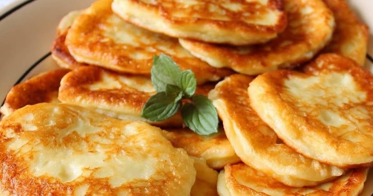 Рецепт сырников из творога на сковороде