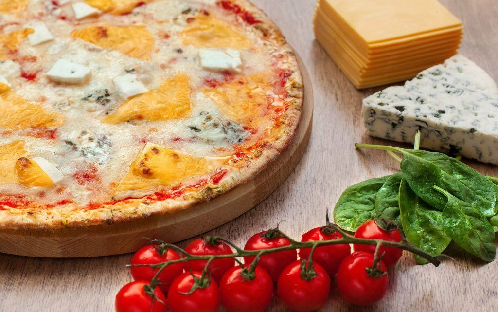 Сыры для пиццы