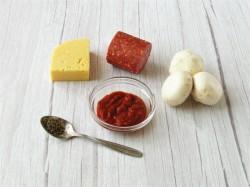 Подготавливаем ингредиенты для приготовления