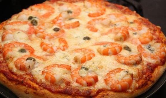 Выпекаем в духовке пиццу