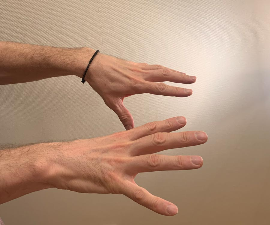 Физические упражнения при артрите пальцев рук